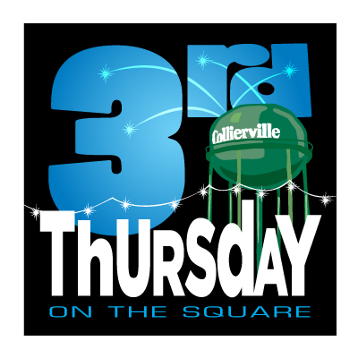 Third Thursday on the Square Logo